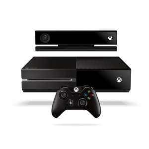 Console Xbox One + Kinect