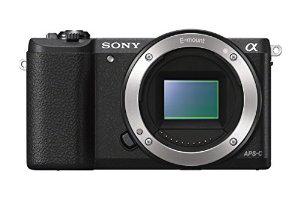 Appareil photo hybride Sony Alpha 5100 (boitier nu) - Noir