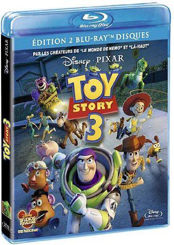 Séléction Blu-ray Disney à petit prix - Ex : Toy Story 3