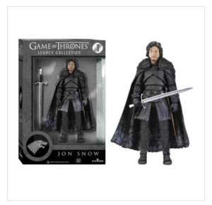 Figurine de Game of Thrones : John Snow, Ned Stark, Daenerys Targaryen... l'unité