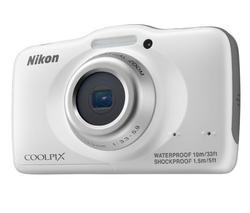 Appareil photo Nikon S32 waterproof shockproof