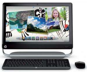 "All in one HP TouchSmart 520-1220ef 23"" LED + HP Casque micro H2500 (Avec ODR de 120€)"