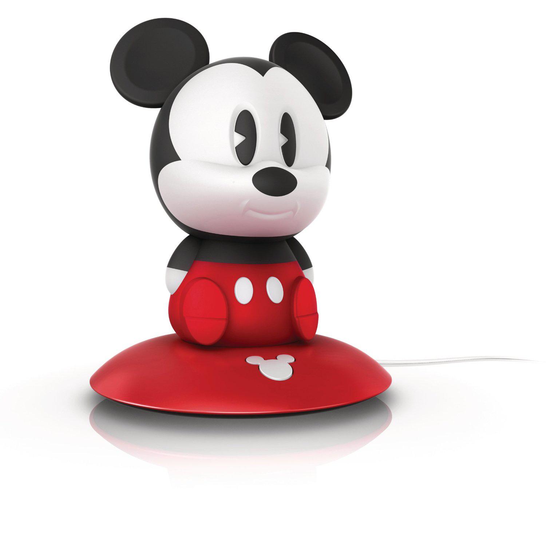 Veilleuse LED pour enfant Philips SoftPal Disney Mickey