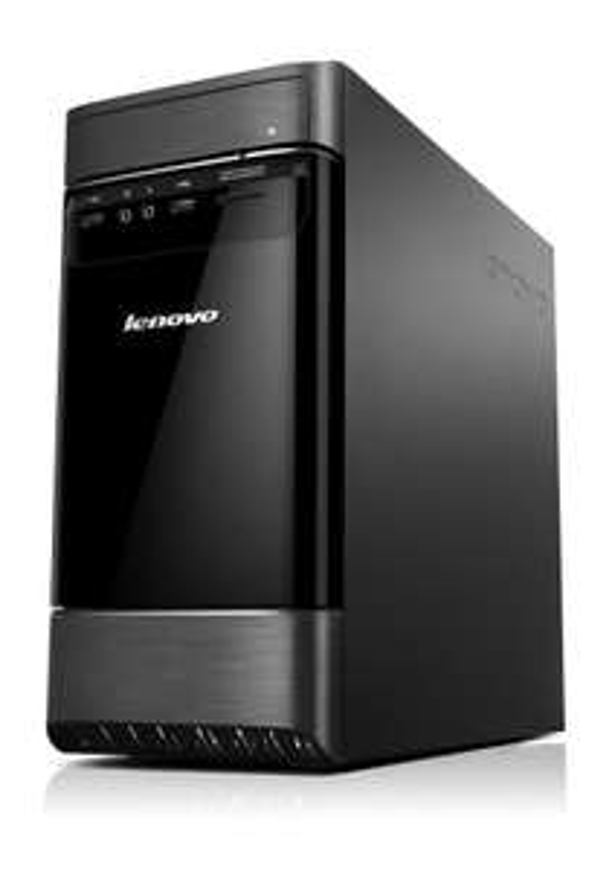Unité centrale Lenovo H520E (Intel Core i3-3249T, 4Go RAM)