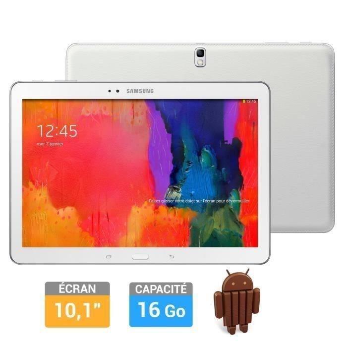 Tablette Samsung Galaxy Tab Pro 10.1 16Go Blanc