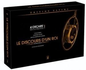 Blu Ray Le Discours d'un roi - Edition Ultime