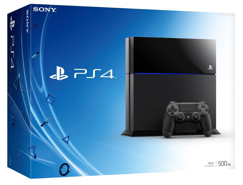 Console PlayStation 4 (35€ sur la carte)