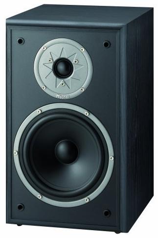 Paire d'enceintes Magnat Monitor Supreme 200 bass reflex - 2 voies 90 W Noir (13.23€ de frais de port)