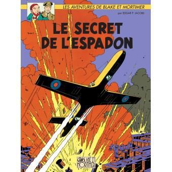 E-Book Blake & Mortimer - tome 01 - Le secret de l'Espadon