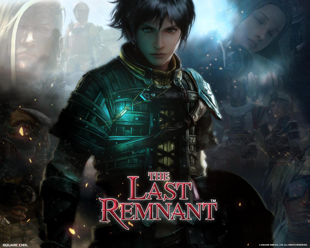 Sélection de titres Square Enix en promotion - Ex : The Last Remnant sur PC
