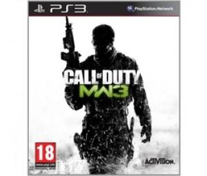 Call of Duty Modern Warfare 3 sur niintendo DS à 7,99€ ou sur PS3