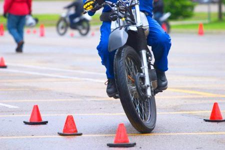 Permis moto  à L'auto Ecole Patay-Tolbiac avec ou sans code dès