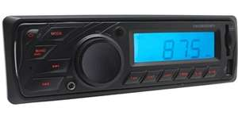Autoradio DX-AR-203 Entrée USB,SD et auxiliaire en façade