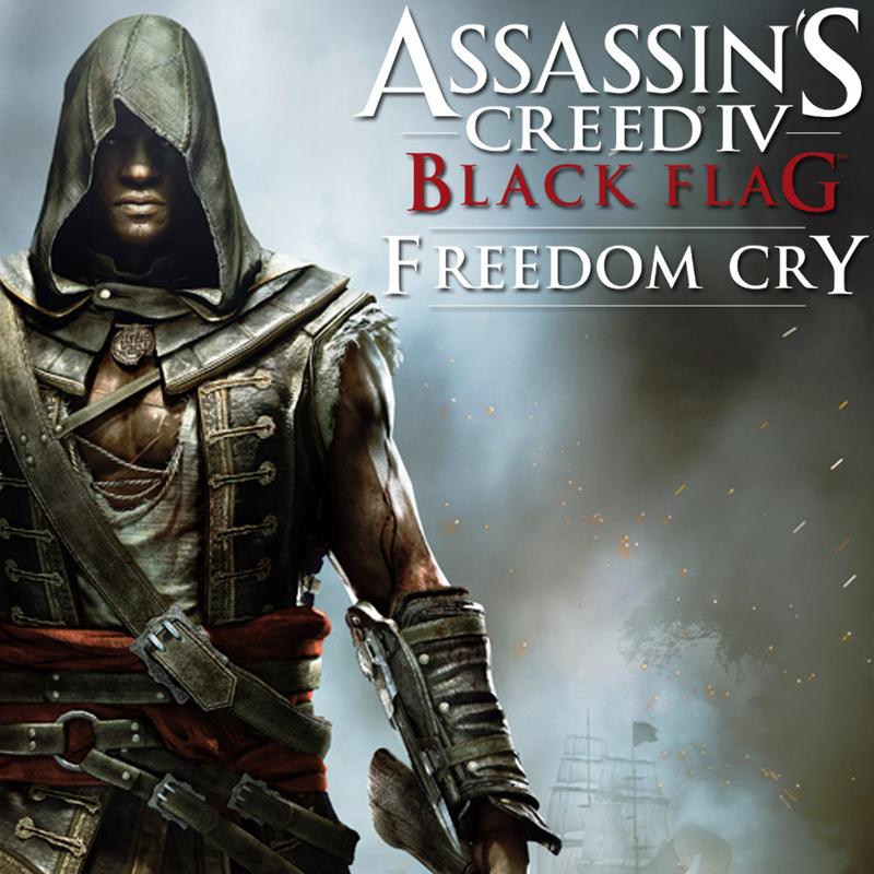 Jusqu'à -80% sur une sélection de jeux et DLC d'action / aventure - Assassin's Creed Le prix de la Liberté à 3.75€