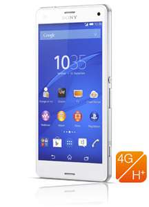 Smartphone Sony Xperia Z3 Compact (50€ ODR)