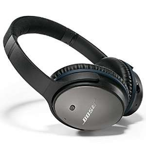 Casque à réduction de bruits Bose QuietComfort QC25