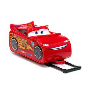 Valise à roulettes Flash McQueen Disney Pixar Cars