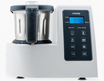 Robot Culinaire Multifonctions Cuisson et Préparations H.koenig HKM 1028 - 1300w
