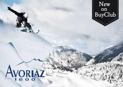 Forfait Ski Journée aux Portes du Soleil (Avoriaz)