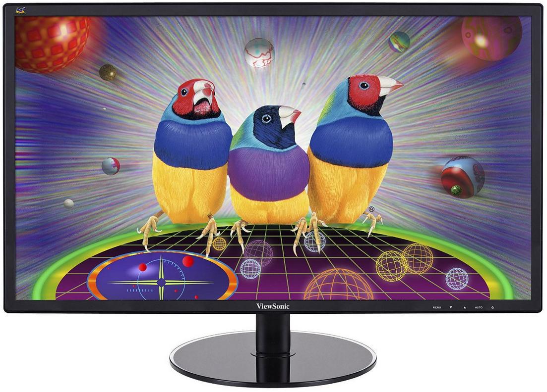"Ecran PC 23.6"" Viewsonic VX2409 - Full HD"