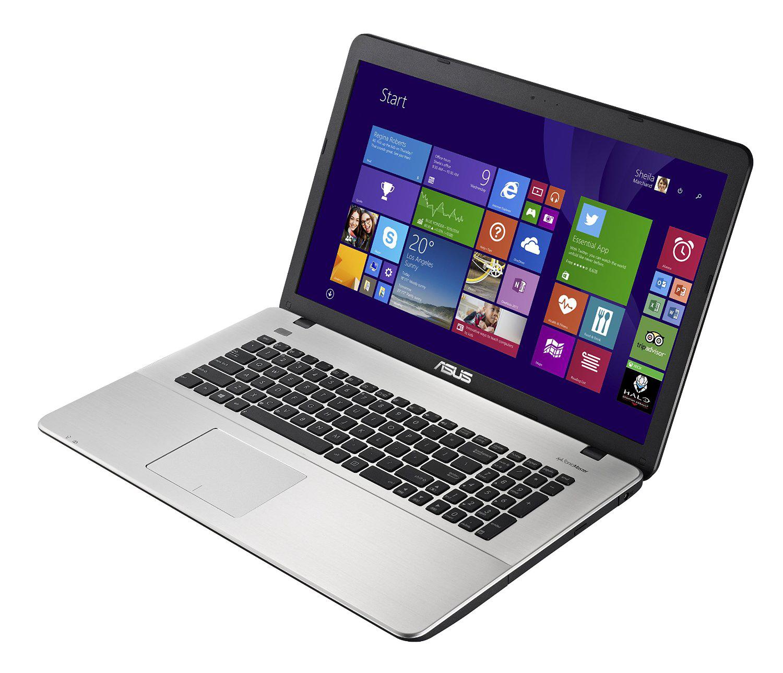 "PC Portable 17.3"" Asus Premium X751LN-TY045H (Intel Core i5, 6Go de RAM, 1To HDD, GeForce GT840 2Go, Windows 8.1)"
