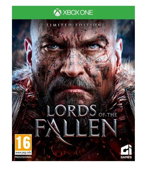 Jeu :  Lords Of The Fallen sur Xbox One et Ps4