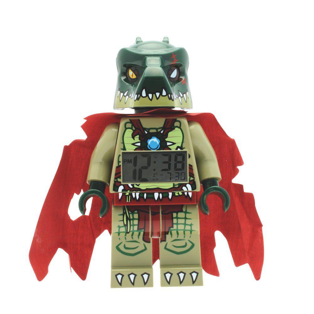 Réveil Lego Cragger Légende de Chima
