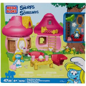 Sélection de jouets à -50% - Ex : Jouet Megabloks :  Maison de la Schtroumpfette