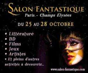 SALON DU FANTASTIQUE à PARIS gratuit si vous êtes déguisé