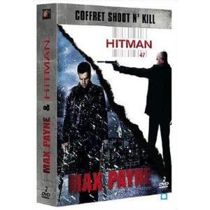 Coffret DVD Max Payne + Hitman