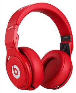 Casque Beats by Dre Pro  - Rouge