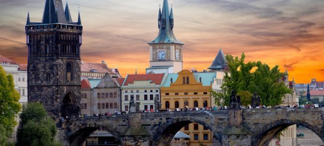 Circuit de 9 jours Prague et Cracovie - Bus, Train, Hôtel et petits-déjeuners compris (Départ: Nancy)