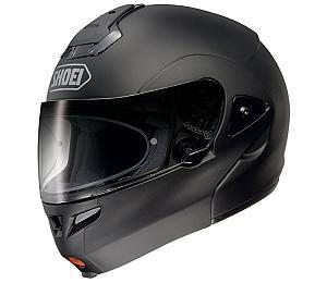 Casque Moto Shoei Multitec - Noir Mat (Taille XXS)