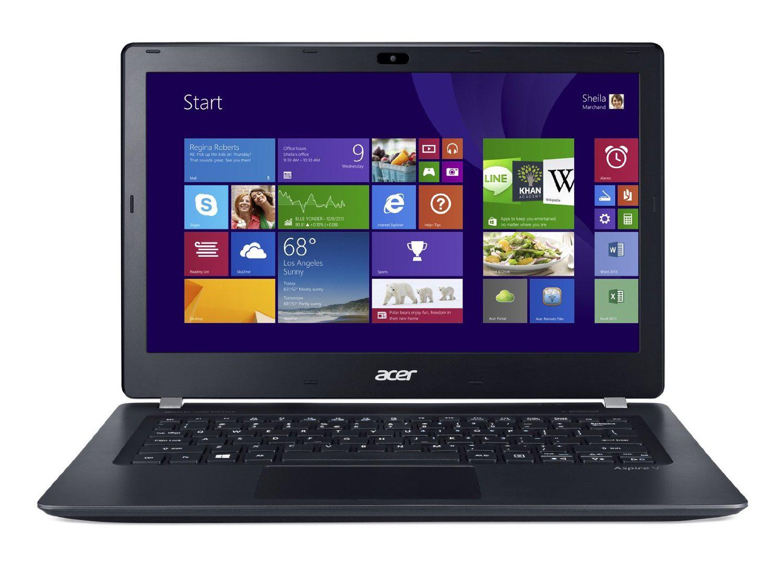 """PC Portable 13,3"""" Acer Aspire V3-371-521F (Intel Core i5, 4 Go de RAM, SSD 120 Go, Windows 8.1)"""