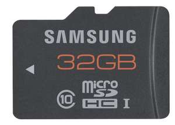 Samsung Carte mémoire Micro SDHC Plus sans adaptateur 32 Go Classe 10