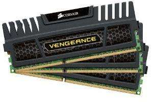 Corsair Mémoire Vengeance 6 Go (3x2048 Mo) 3 Channel DDR3  PC3-16000 (2000 MHz)
