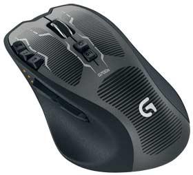 Souris Gaming Noir Logitech G700 S