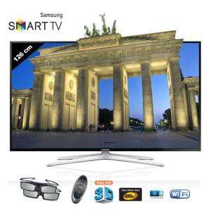 "TV 50"" Samsung UE50H6400 - Smart TV - 3D"