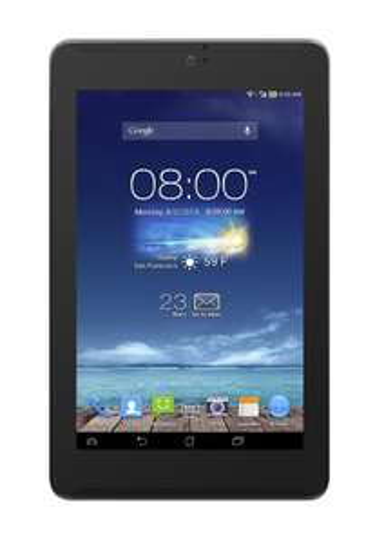 "Tablette Asus FonePad 7"" 16 Go, Android, Wi-Fi, Blanc - Fonction téléphone (4G)"