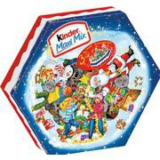 Boîte de chocolats Mix Manège Kinder 152g