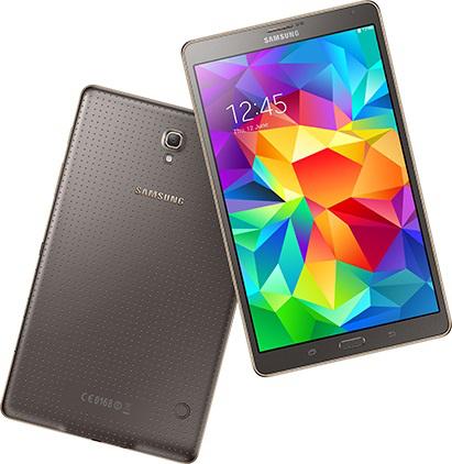 "Tablette Samsung Galaxy Tab S 8,4""  Bronze  16 Go  4G"