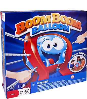 Jeu BoomBoom Ballon à (-50% sur la carte Carrefour + 10€ ODR)