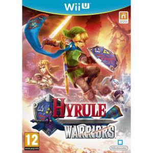 Jeu Hyrule Warriors sur Wii U