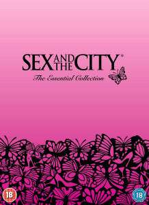 Coffret DVD Intégrale Sex and the City