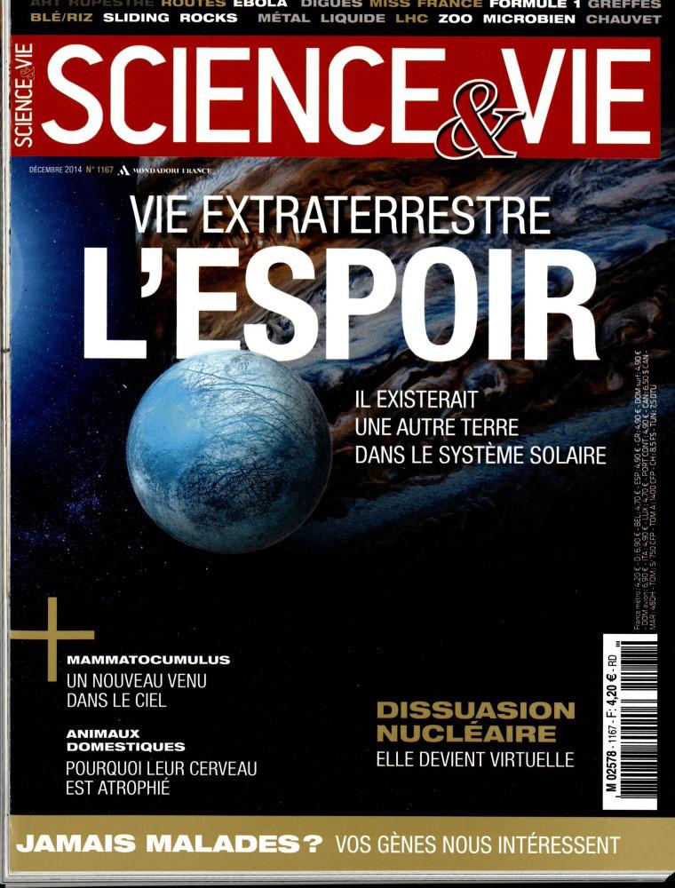 Abonnement découverte de 3 mois à Science et Vie (édition numérique)