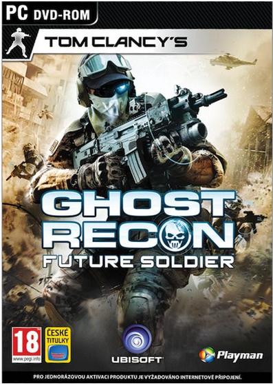 Sélection de jeux en promo - Ex : Tom Clancy's Ghost Recon Future Soldier - Edition Deluxe