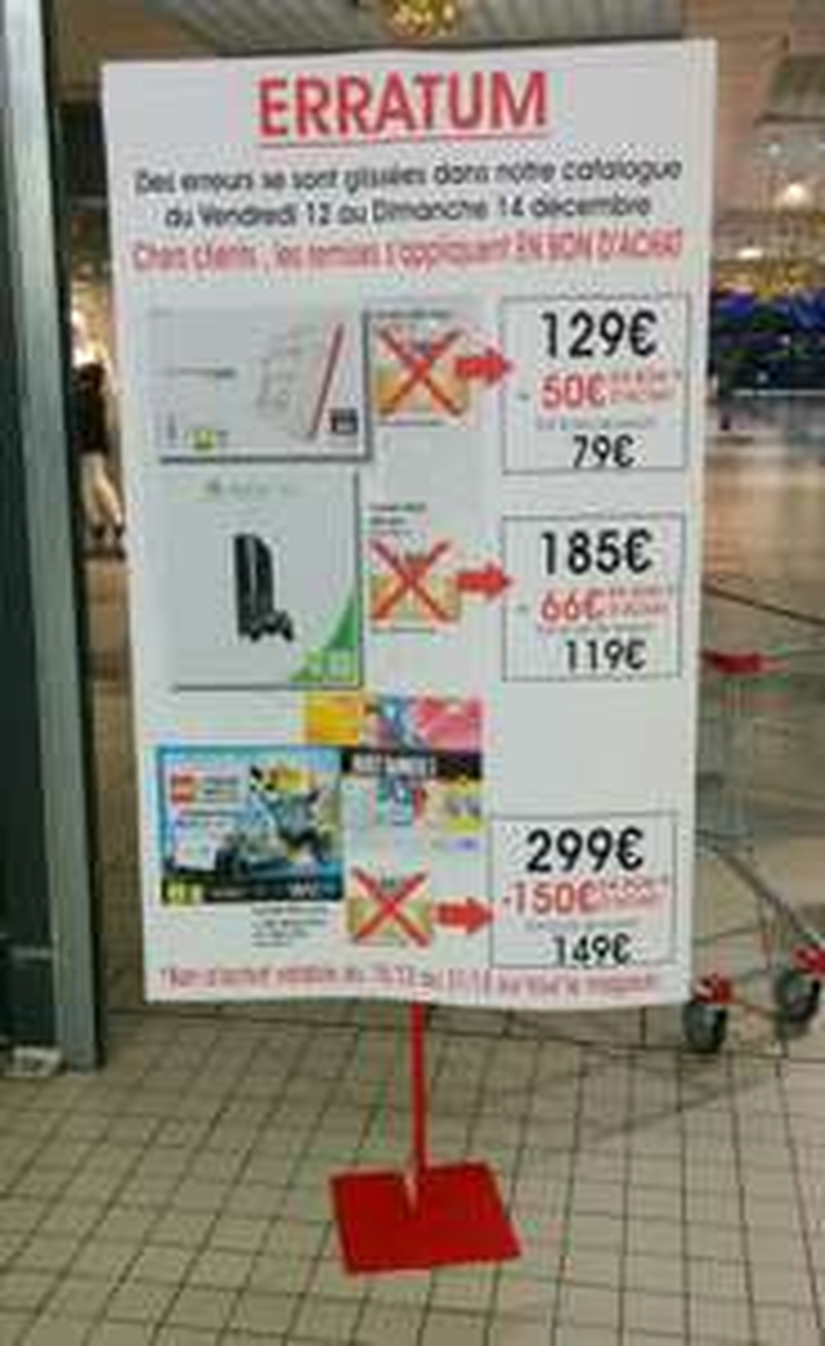 Console Nintendo 2DS à 129€ (+ 50€ en bon d'achat) et Wii U Basic Pack 8Go Lego City ou Just Dance 2014 (+ 150€ en bon d'achat)