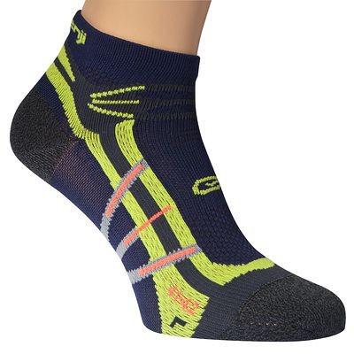 Lot de 3 chaussettes de course à pied intensive perf Kalenji (plusieurs couleurs)