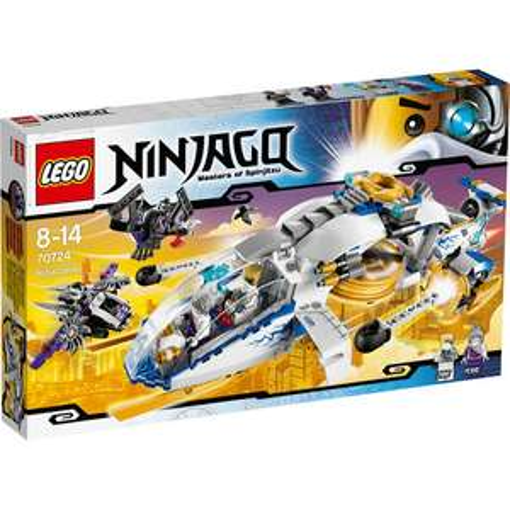 Lego Ninjago NinjaCopter (Avec 18.75€ sur la carte Waaoh)