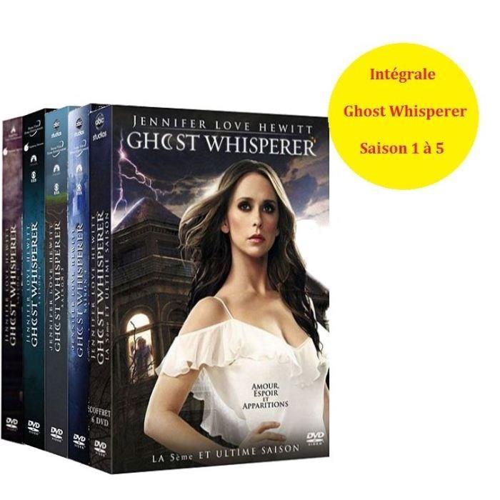 Coffret DVD Intégrale Ghost Whisperer Saison 1 à 5 -